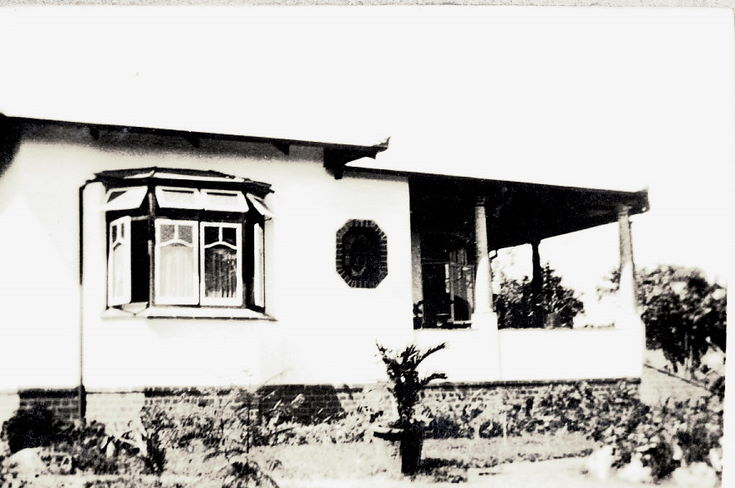 The Hardies' Bungalow, Pinetown, Natal, S.A.