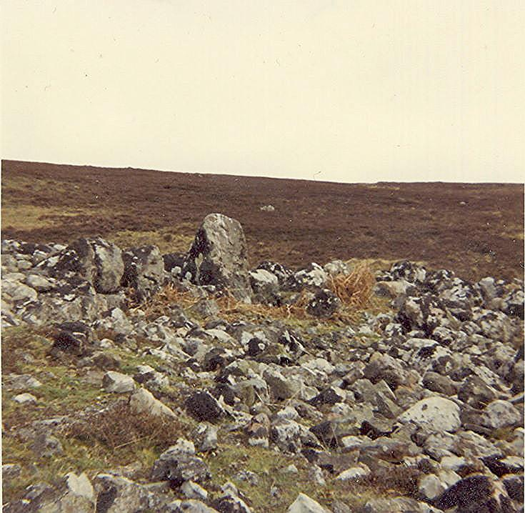 Un-named Broch ~ near Duible, Kildonan