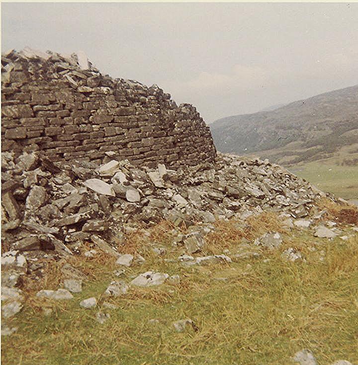 Broch at Dun Maigh, Tongue