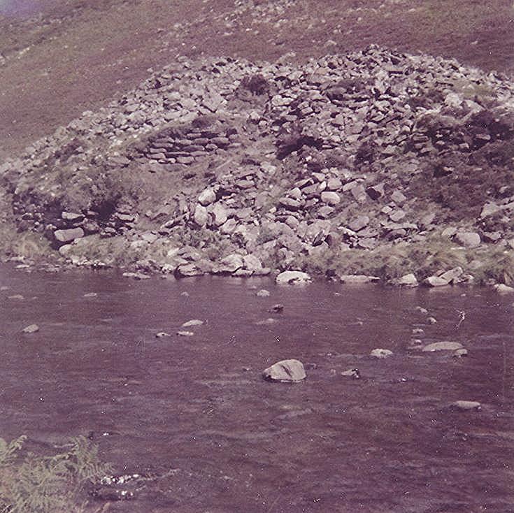 Broch at Carn Bran, Glen Loth