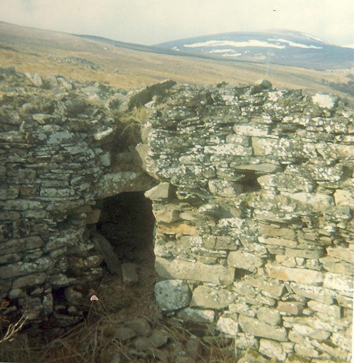 Guard Chamber ~ Broch at Ousdale
