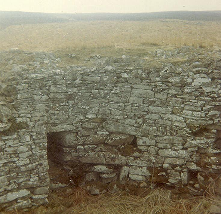 Recess ~ Broch at Ousdale