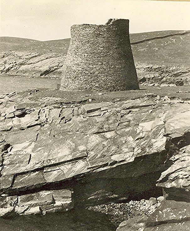 The Broch of Mousa, Shetland