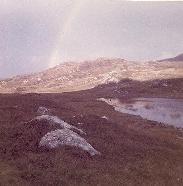 Broch at Ach an Dun, Eriboll