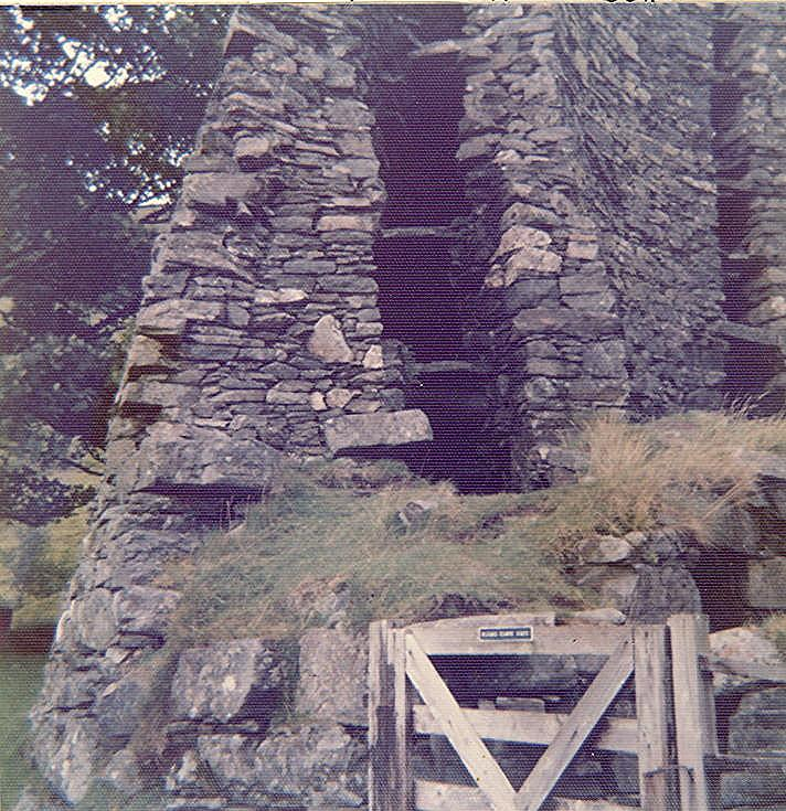 Broch at Dun Trodden, Glenelg