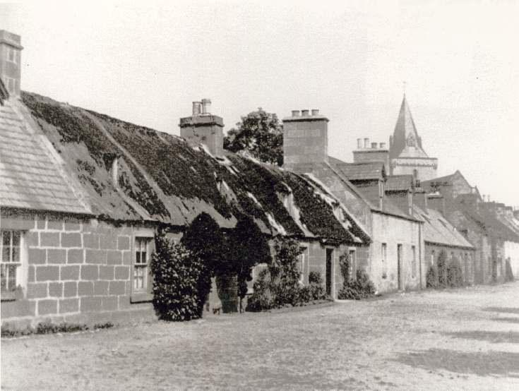 St Gilbert's Street, Dornoch