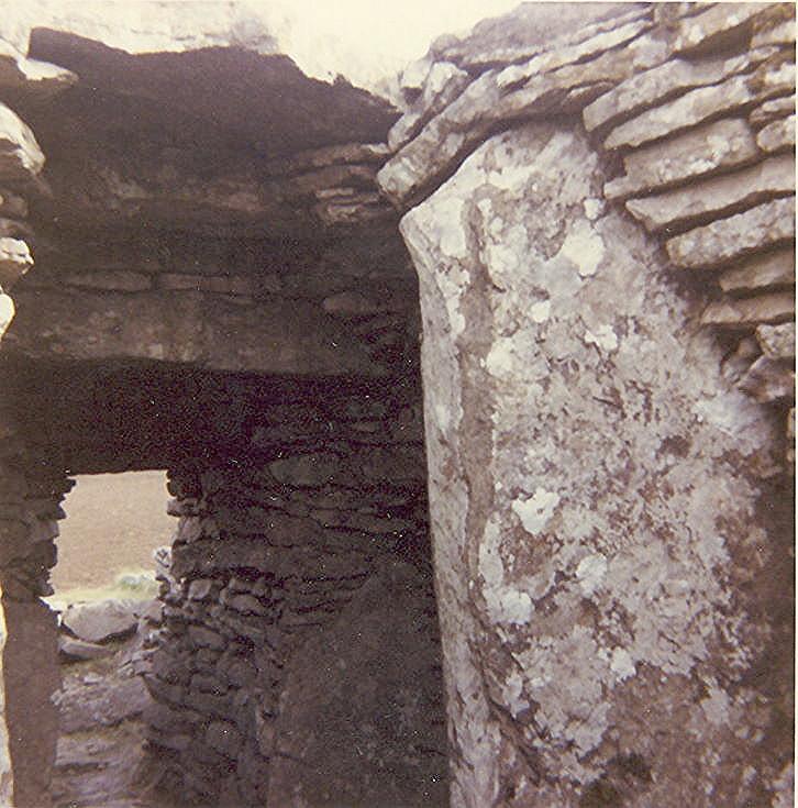 Camster Long Cairn ~ Orthostat