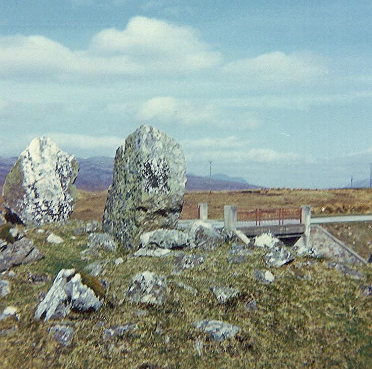 Chambered Tomb ~ Lyne, near Assynt