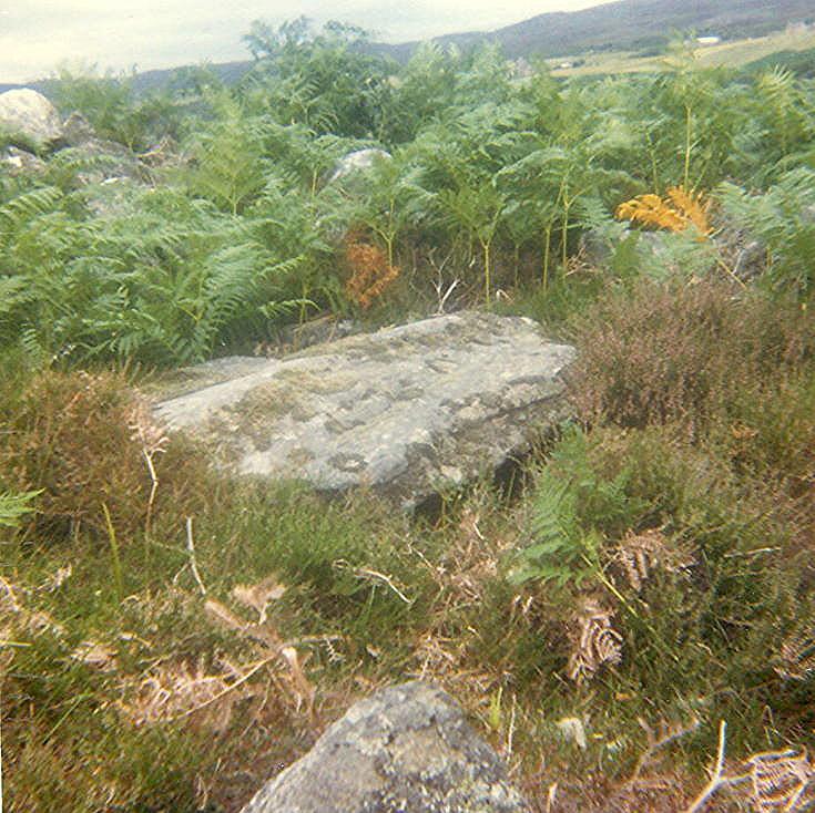 Kist on Cairn ~ Achageary