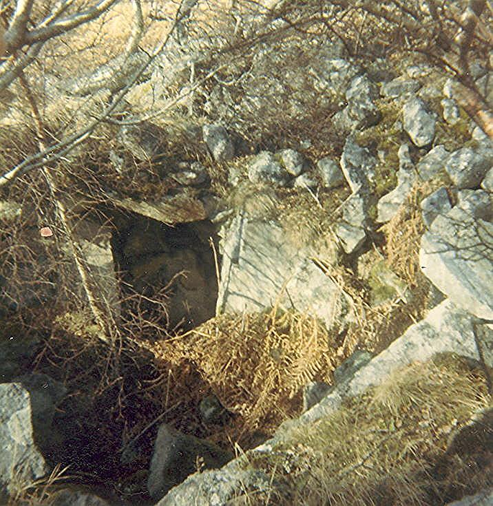 Chambered Tomb at Kyleoag ~ Secondary Chamber