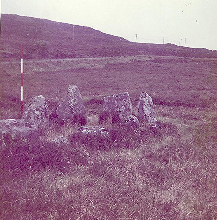 Chambered Tomb at Badnabay ~ Central Chamber