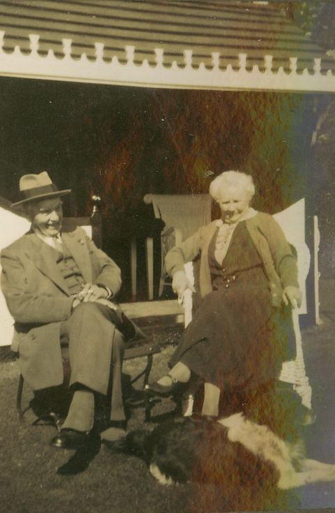 Thomas Hardie's parents