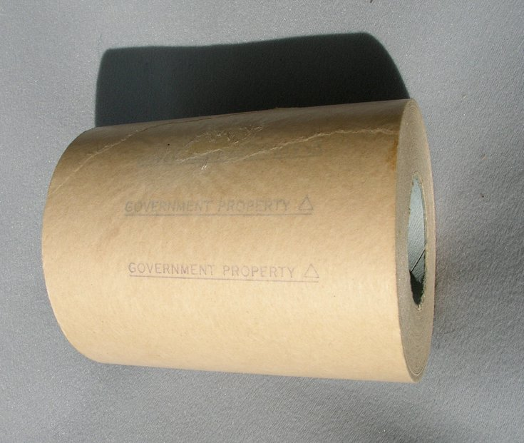 Government property toilet roll