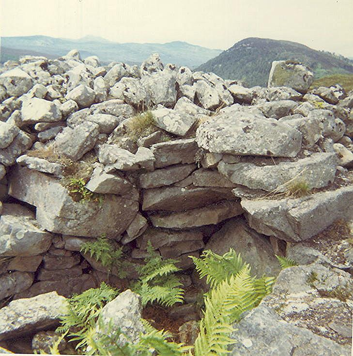 Chambered Tomb at Achue ~ Horned Cairn