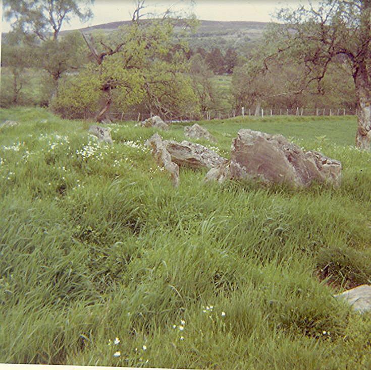Chambered Tomb at Achany