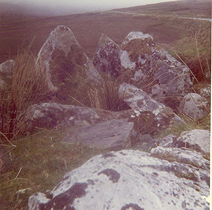 Chambered Tomb at Ardvreck ~ Cairn