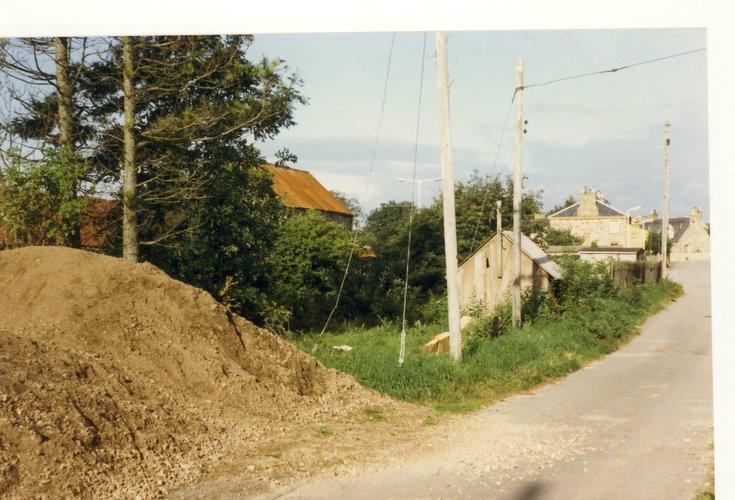 Meadows Road, Dornoch southern side