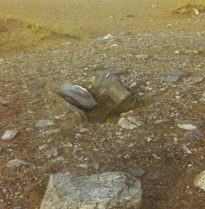 Chambered Tomb at Baile Marghait ~ Short Cist
