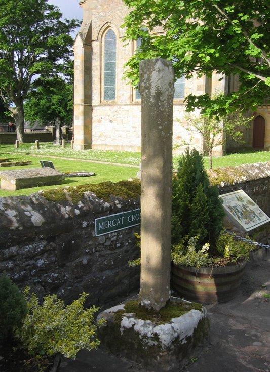 The Mercat Cross, Dornoch