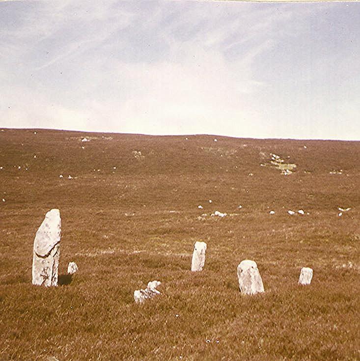 Stone Circle at Braegrudie
