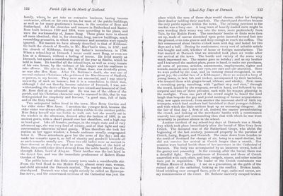 Extract from Parish Life in the North of Scotland c 1790