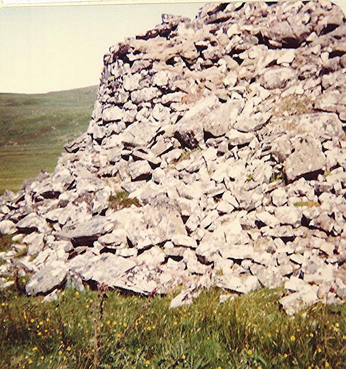 Broch at Glen Cassley ~ Dail Langwell