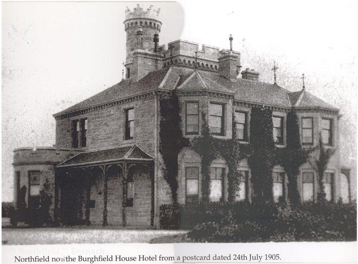 Northfield 24 July 1905