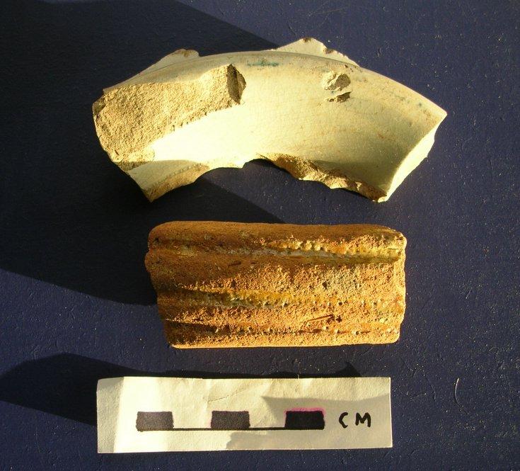 Archaeological findsDornoch Business Park 2006
