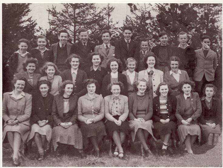 Hostel Photograph ?  1948