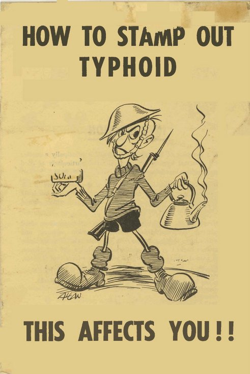 How to Stamp Out Typhoid