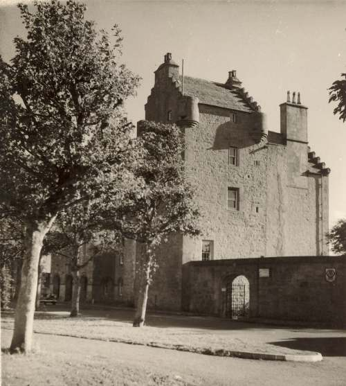 View of Castle Hotel, Dornoch