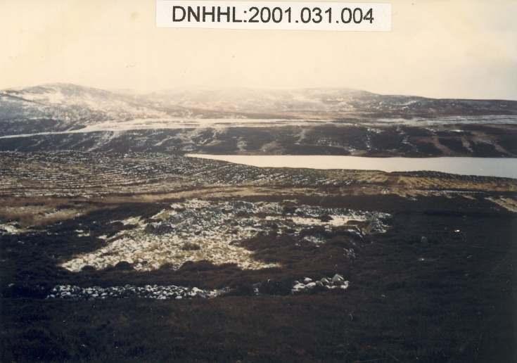 Leathad a' Chuailein main settlement