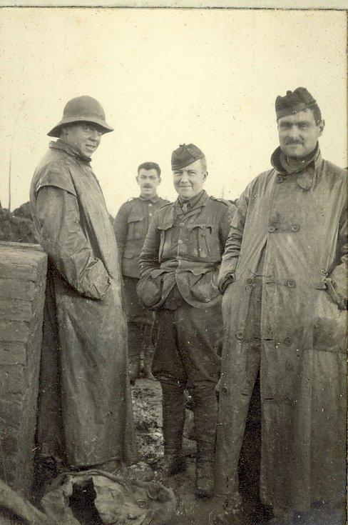 Chaplin, Wright, McLellan