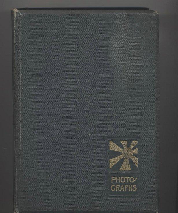 Photograph album of  Capt Ronald Hugh Walrond Rose