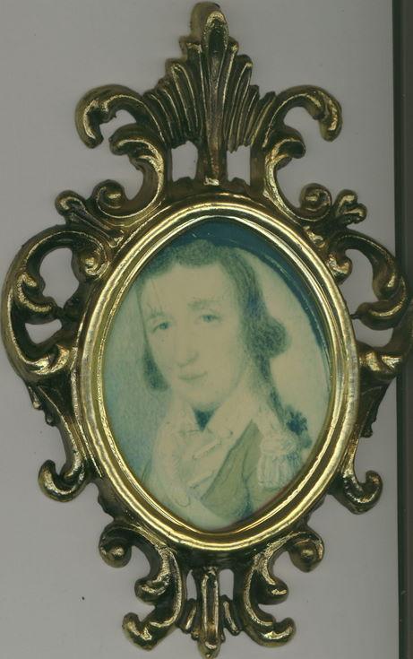 Miniature of George Sutherland