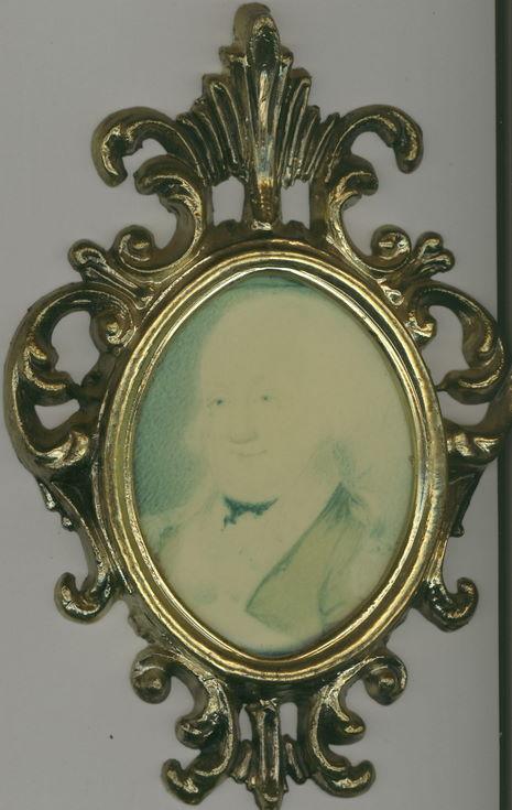 Miniature of George Sutherland c 1760