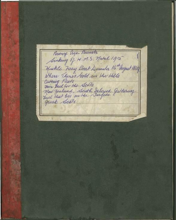 Jean MacKay's album