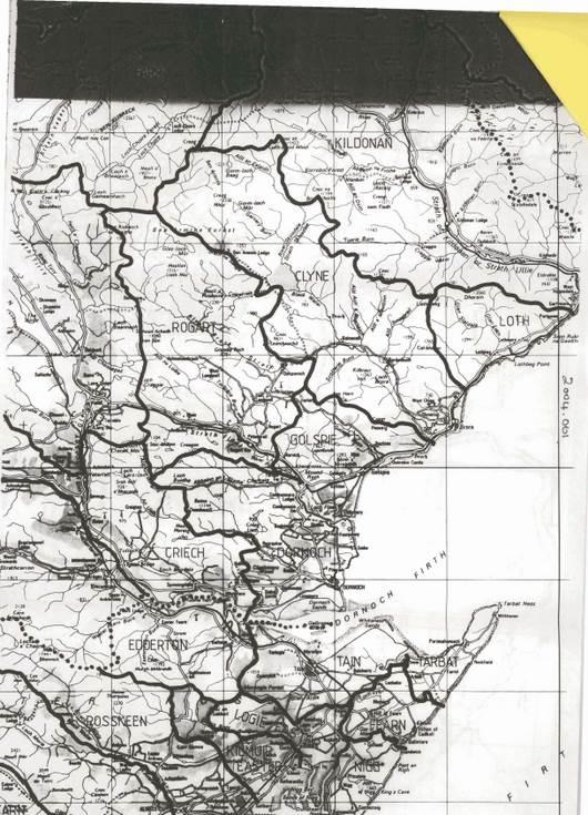 Census enumeration areas