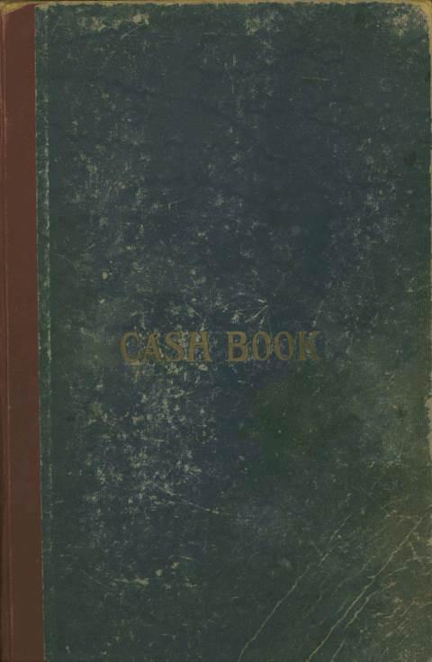 British Legion Cash Book