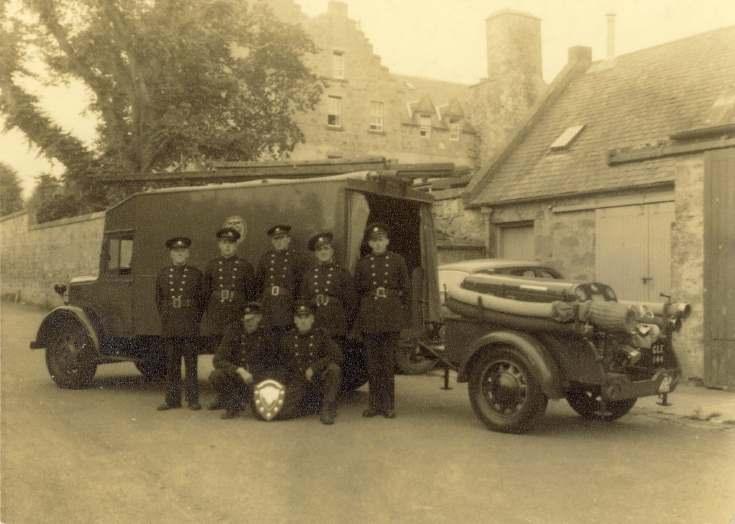 Dornoch Fire Brigade