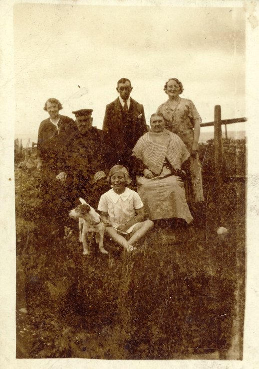 Parents of Donald Mackay MM