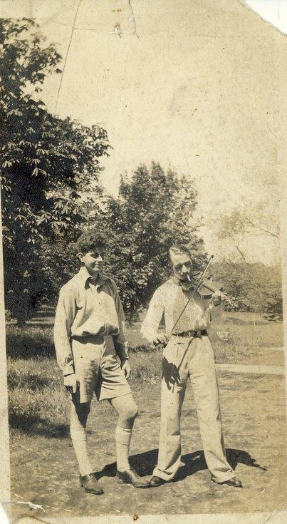 Kenneth Button Senior c 1934