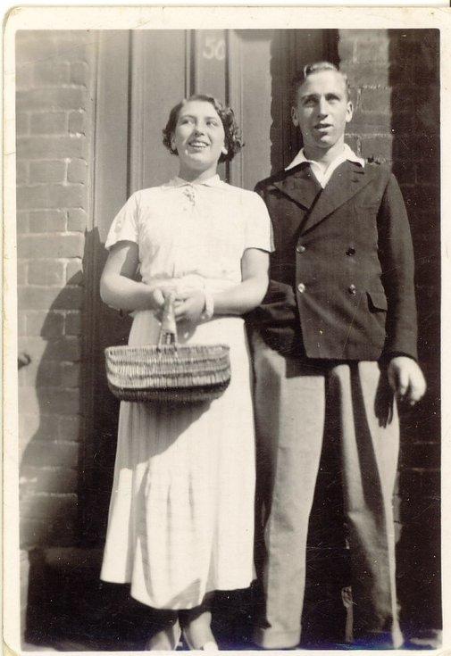 Kenneth Button senior  c 1938