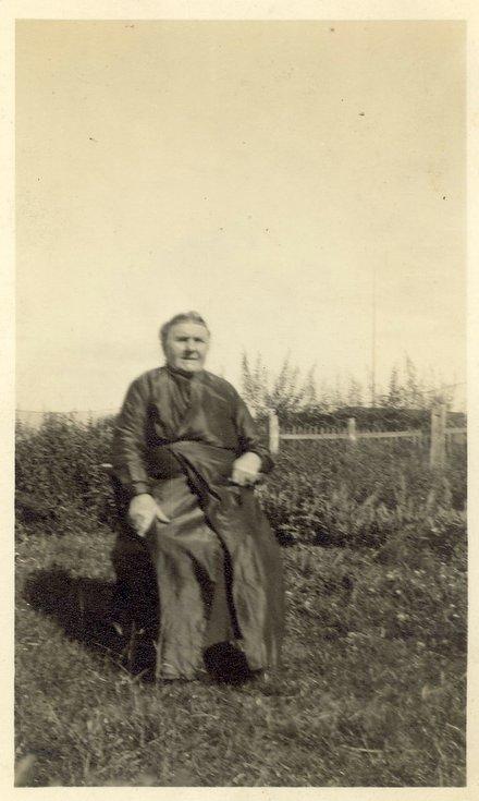 Lexy Mackay of Embo c 1930