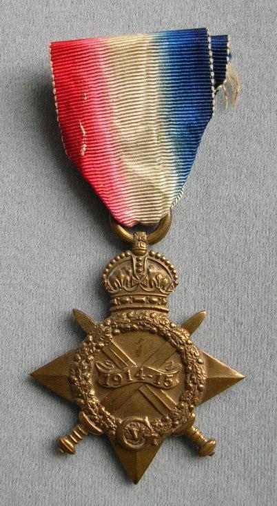 World War 1 1914-15 Star