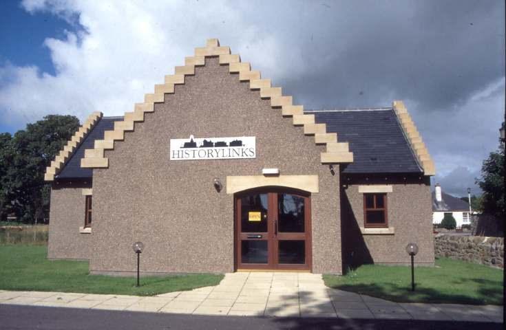 Historylinks building, Dornoch