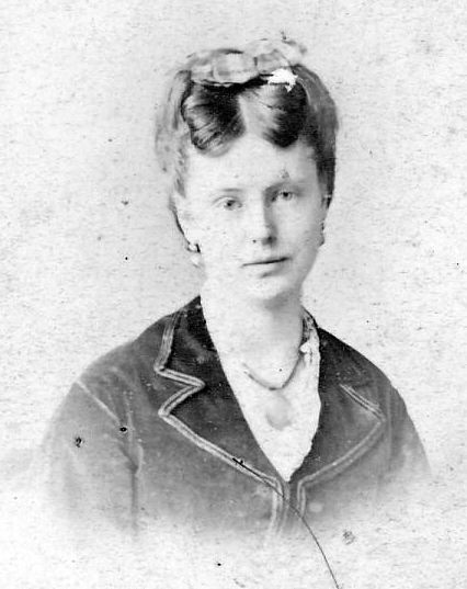 Photograph of Kate Gilchrist of Ospisdale