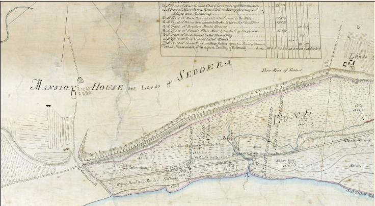 Map Lonemore of Dornoch