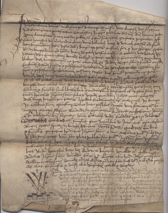 Sasine 1515