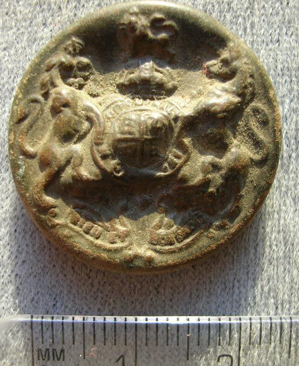 Button found in Dornoch area